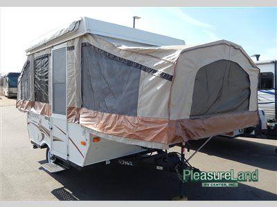 Used 2011 Palomino P Series 280 Folding Pop Up Camper At