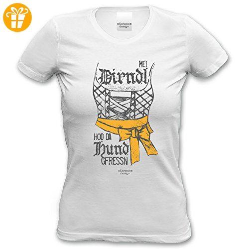 c1dc5b3a1ff8 Cooles Damen-T-Shirt-Girlie-Shirt Tracht-Trachten Mei Dirndl hod da ...