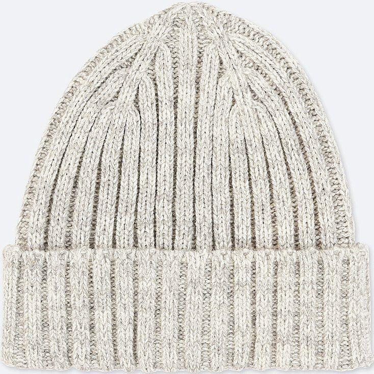 25835240e8f Heattech knitted cap