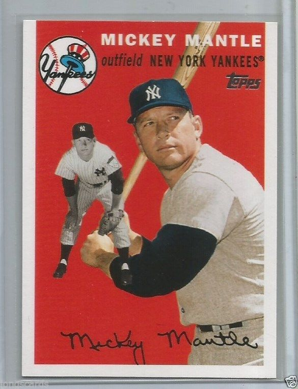 Daily Limit Exceeded Mickey Mantle Mantle Mickey