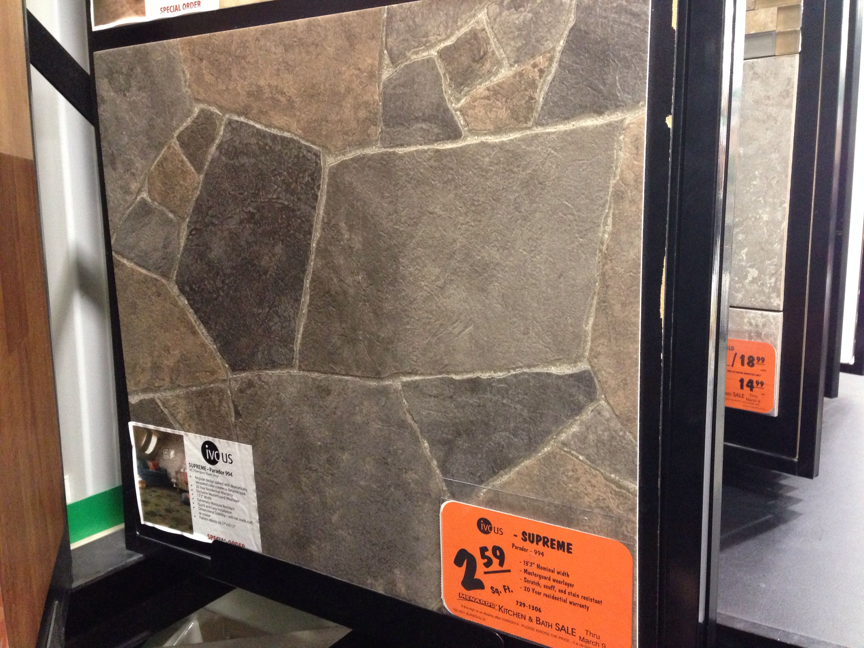 Menards vinyl flooring Vinyl flooring, Flooring, Home decor