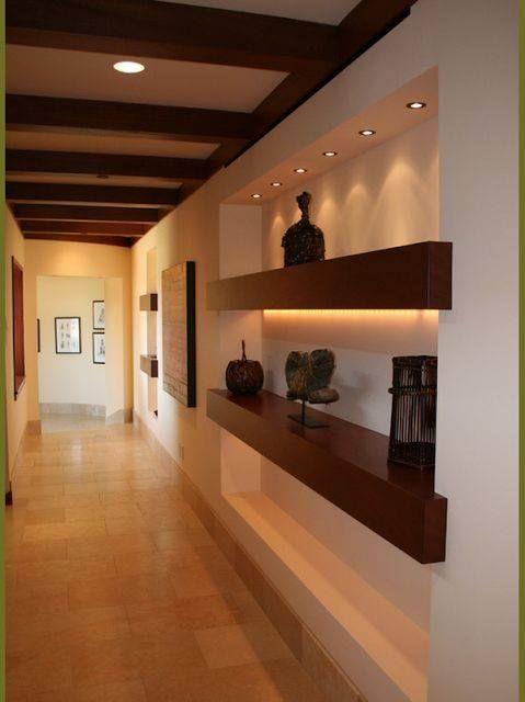 Decoracin de pasillos Mid Century by Sharon DiAmore Pinterest