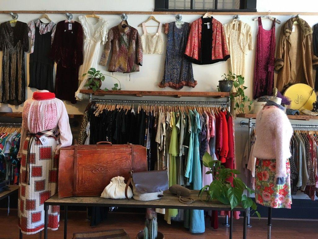 Top 10 Vintage Stores In The East Bay Of San Francisco Vintage Store Vintage Shops Edinburgh