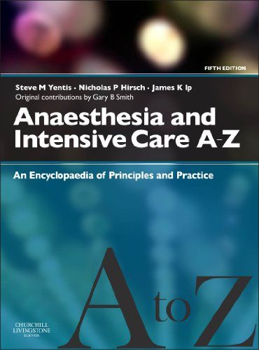 Anaesthesia and intensive care a z 5th edition pdf download e book anaesthesia and intensive care a z 5th edition pdf download e book fandeluxe Image collections