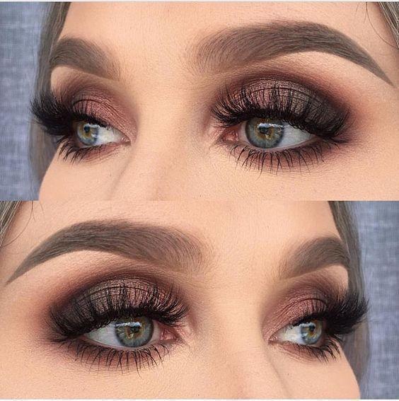 30 différents maquillage pour les yeux - BeauteFemmes