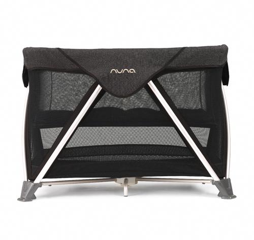 Nuna Sena Aire Playard Travel cot, Organic cotton sheets