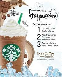 #starbucks frappuccino