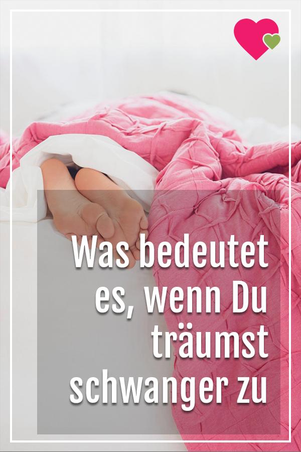 Schwangerschaftstest traumdeutung Traumdeutung: Schwangerschaft