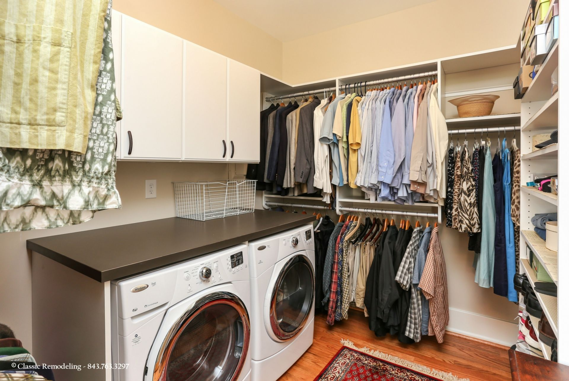 Image Result For Washer And Dryer In Master Closet Master Closet Bedroom Closet Design Washroom Design