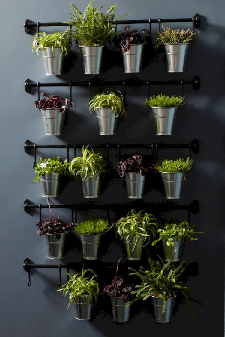 admirable vertical gardening inspiration on a budget 41 on indoor herb garden diy apartments living walls id=92578