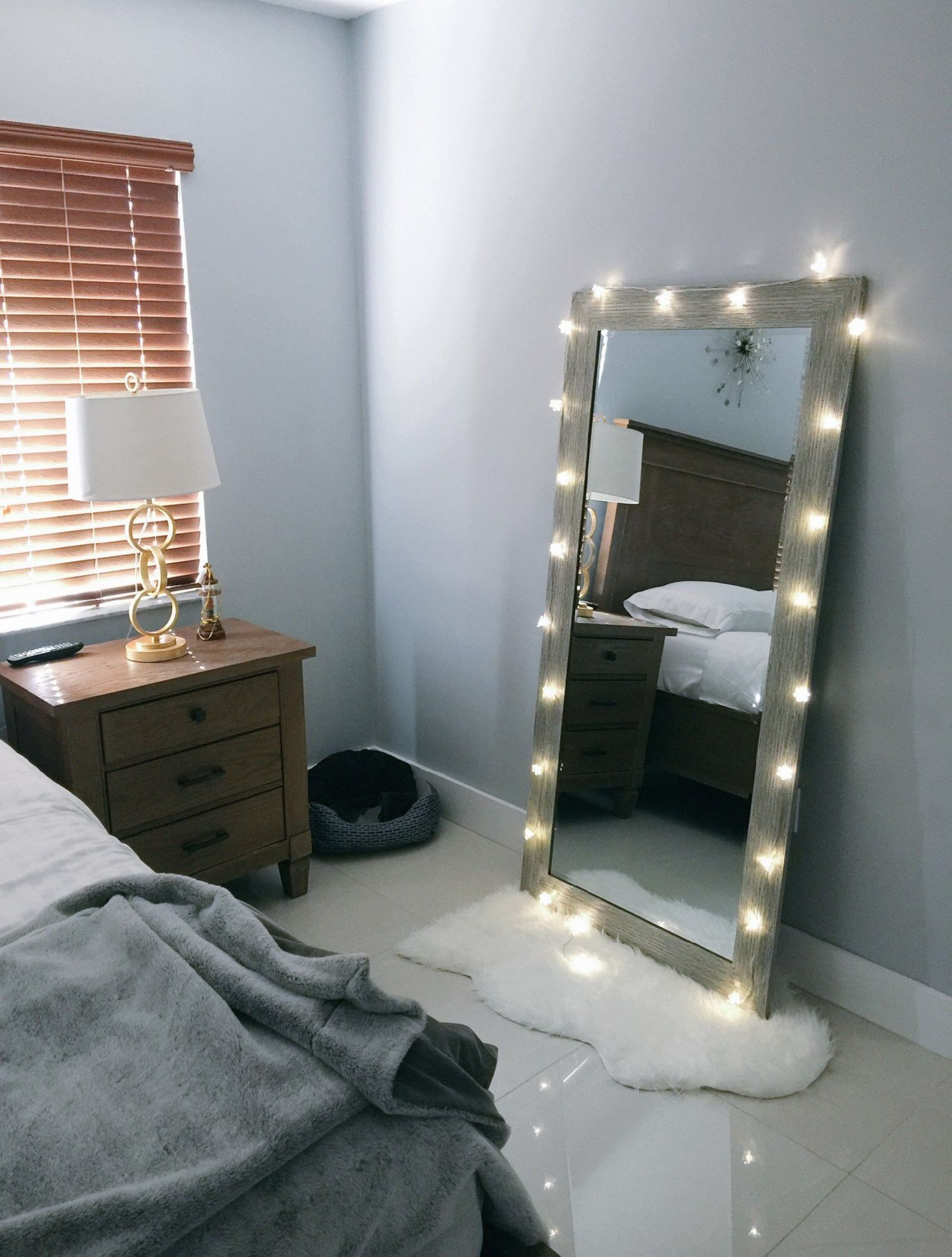 Bedroom Mirrors For Wall Decor Chic Master Bedroom