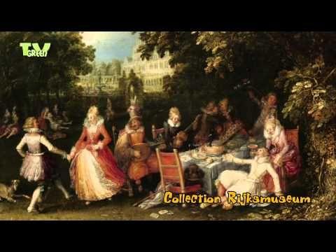 Rijksmuseum Amsterdam Dutch Masters - 'Do You Wanna Dance' - YouTube