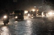 Rain grinds Mumbai to a halt: Latest developments