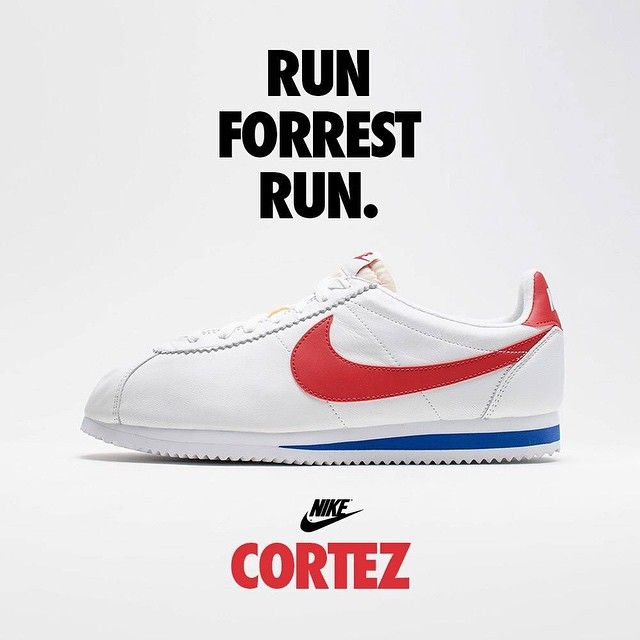 Sleek Retro Sneakers : nike cortez '72