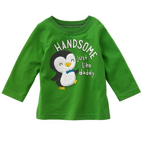 bdb59f4a9ffc Sears.com. Saved by. Sears. Little Wonders Newborn Girl's Footie Pajamas - Too  Busy To Sleep ...