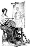 Victorian artist