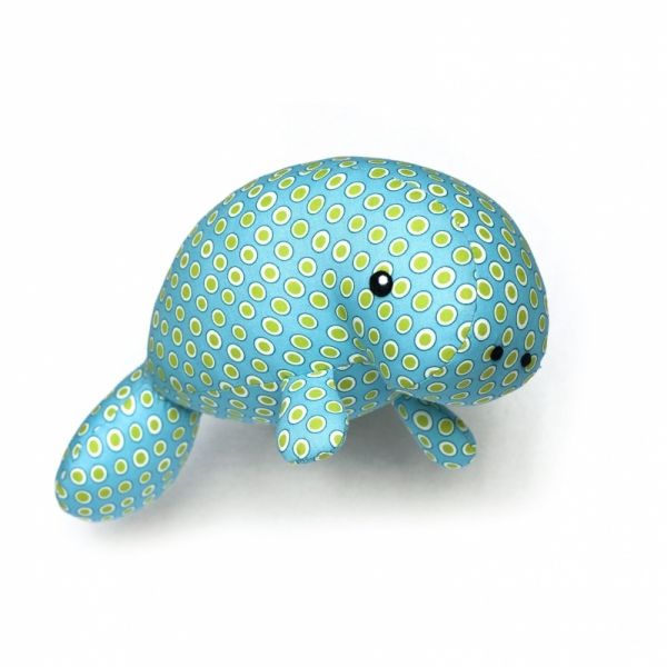 Manatee Plush Pattern Sewing Pattern | sewing ideas | Pinterest ...