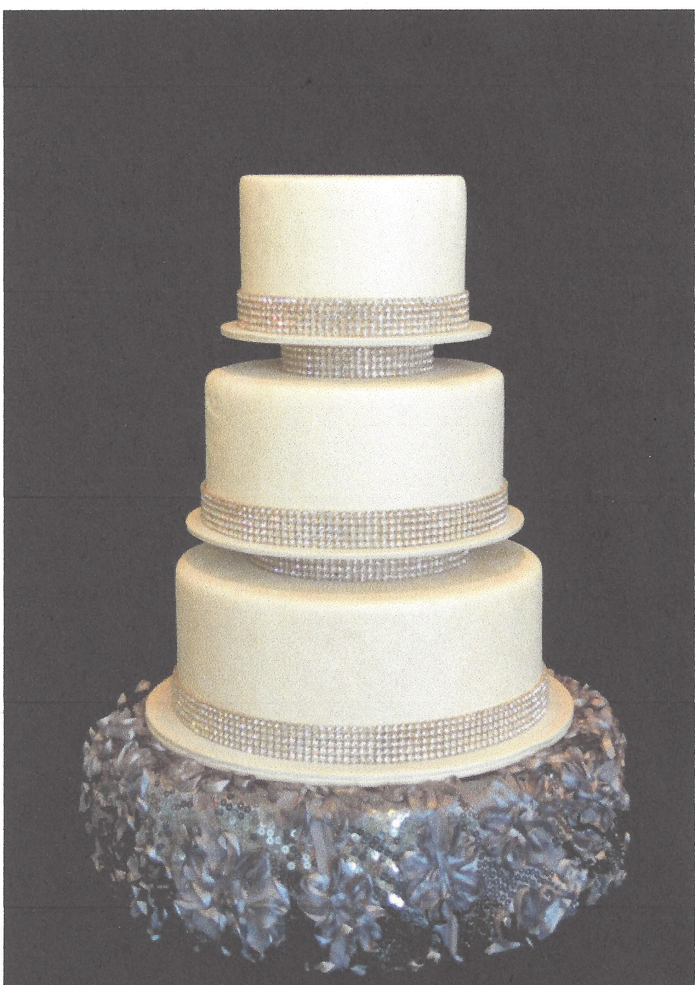 A glam cake stand cake toppers and stands pinterest cake