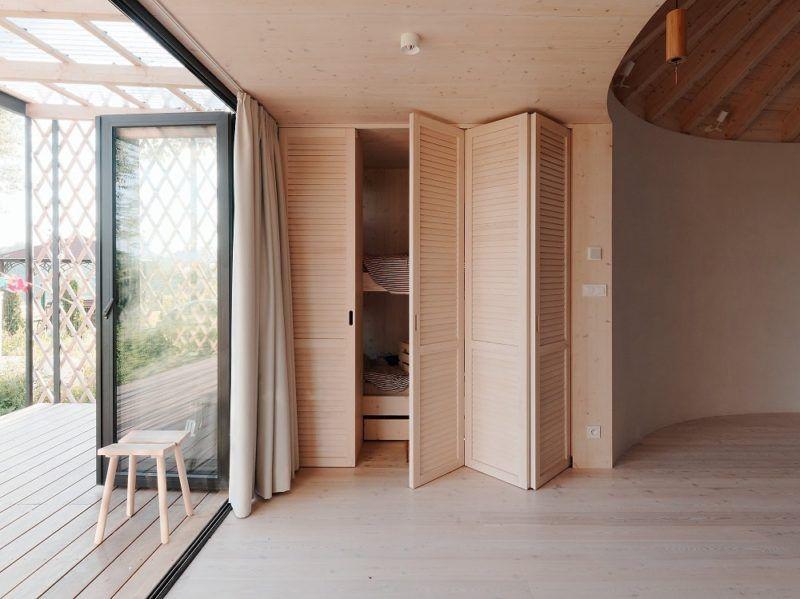 The Attila Lake Cabin By Jrkvc Slovakia Cabin Design Lake Cabins Apartment Design