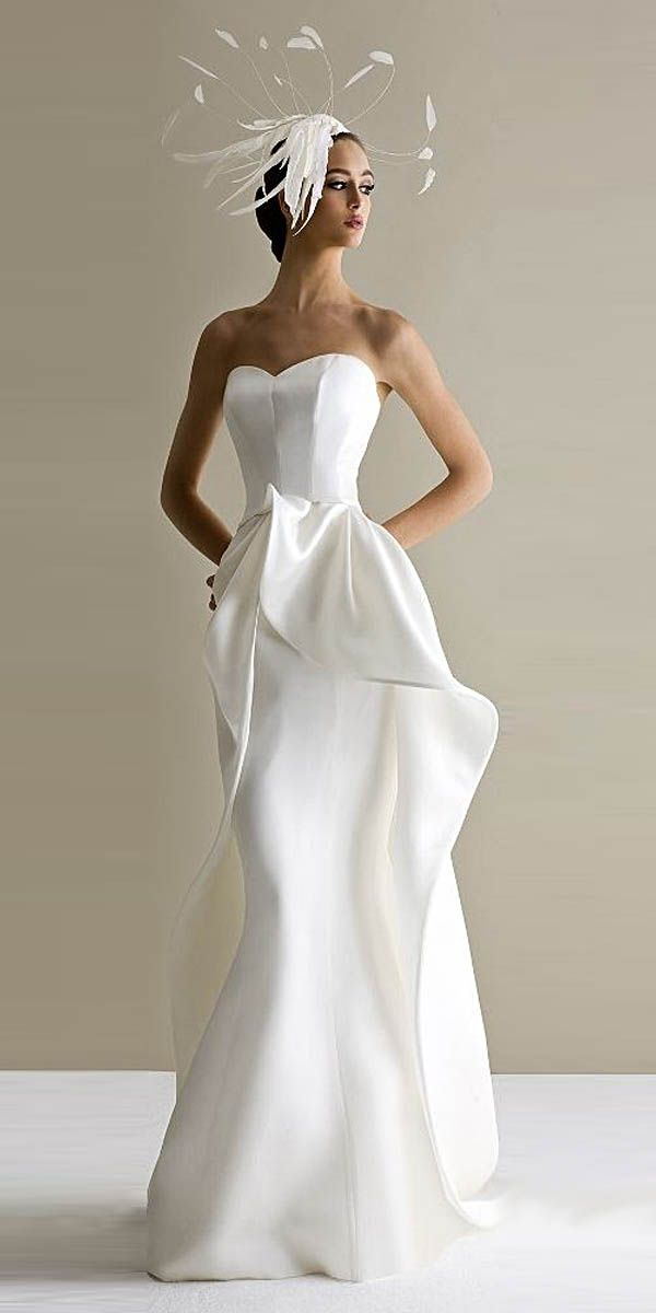 Totally Unique Fashion Forward Wedding Dresses See More Http Www