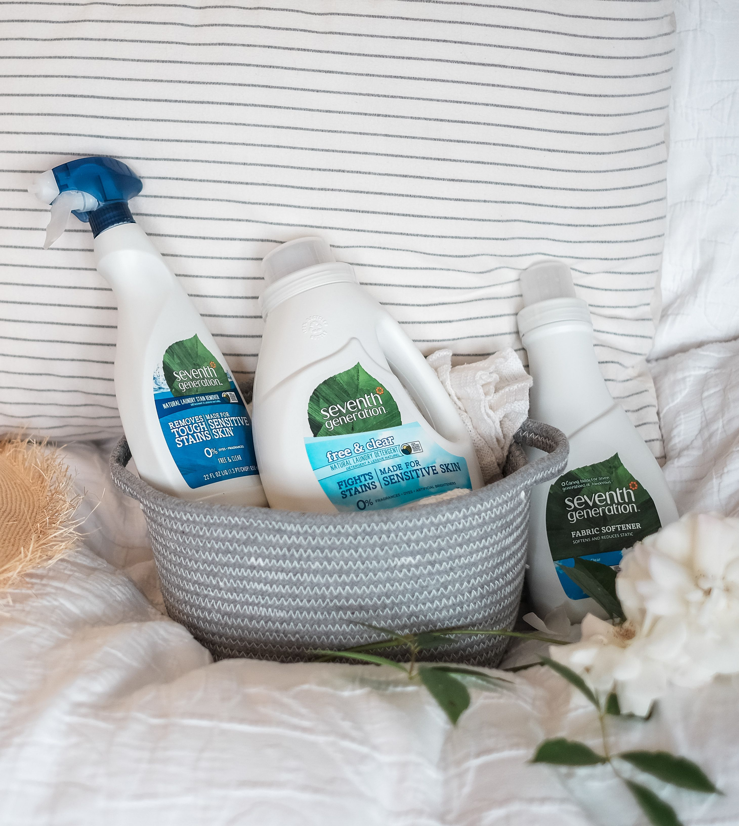 Natural Laundry Detergent That S Tough On Stains But Gentle To