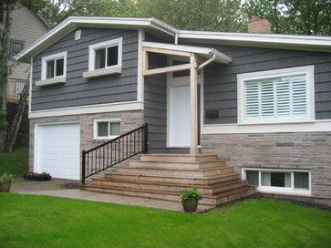 Split Level Home Exterior Colors Save To Ideabook 26