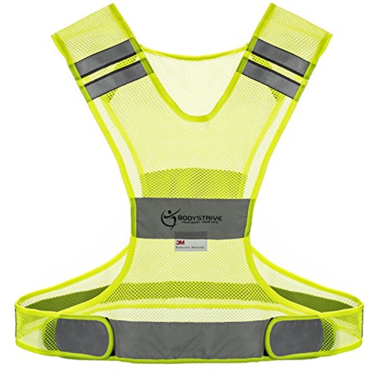 Reflective Vest MADE OF REAL 3M SCOTCHLITE MATERIAL