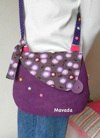 Le petit sac d\'anniversaire - La petite cabane de Mavada