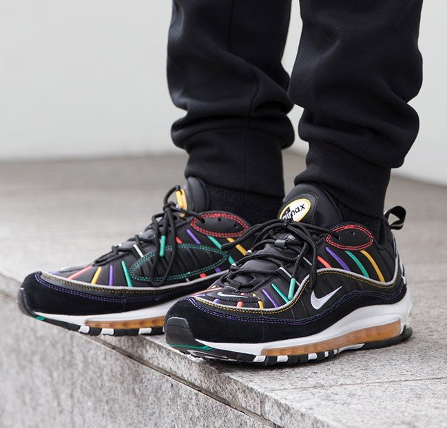 The Nike Air Max 98 Martin are