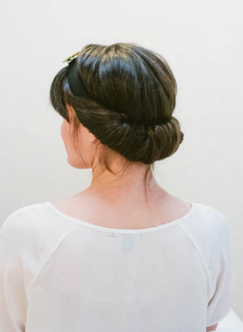 hair tutorials u how tous to inspire you diy hair styles wedding