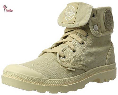 cheap prices best price wholesale online Palladium Baggy, Sneakers Basses Homme, Beige (Sahara/Ecru ...