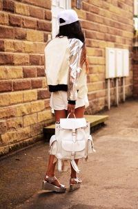 backpack for style