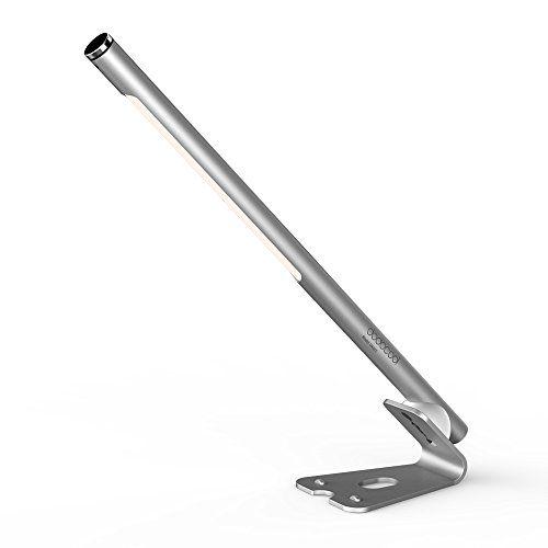 Dodocool Led Desk Lamp 5w Rechargeable Detachable Reading Light Dimmable Touch Sensitive Control With Magnetic Base You Ca Led Desk Lamp Desk Lamp Desk Lamps