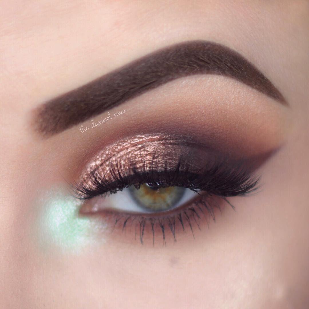 45 Top Rose Gold Makeup Ideas To Look Like A Goddess Gold Makeup