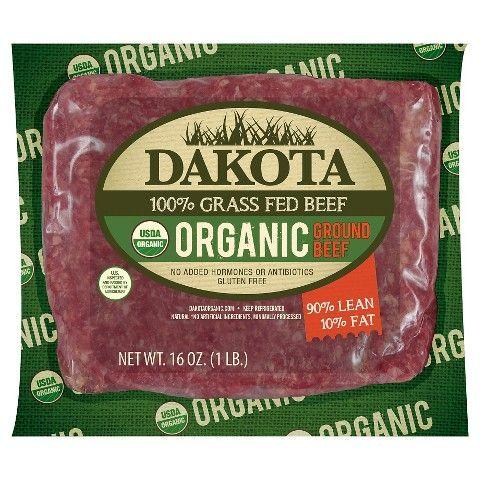 Organic 100 Grassfed 90 10 Ground Beef 1lb Good Gather In 2020 Organic Beef Beef Grass Fed Beef
