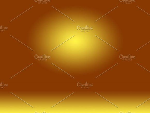 Abstract Luxury Gold yellow gradient | Orange background ...