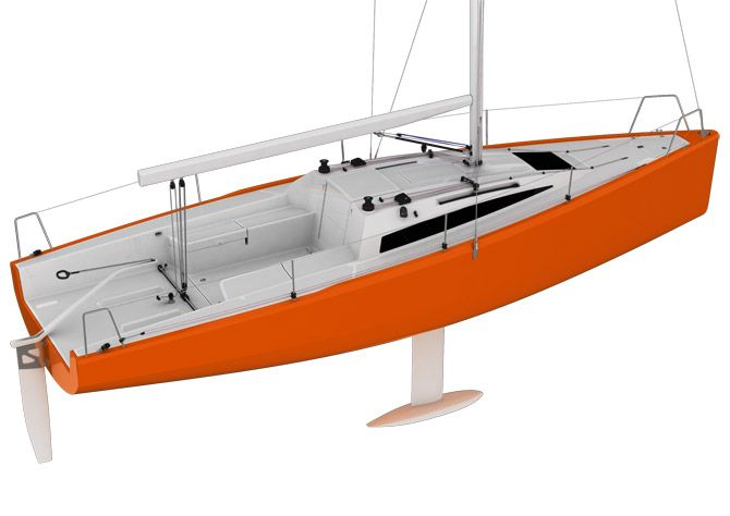 Saphire 24   boat plans   Pinterest   Boating and Small sailboats