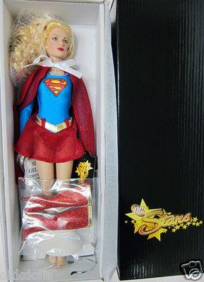 Tonner supergirl blonde bombshell #8