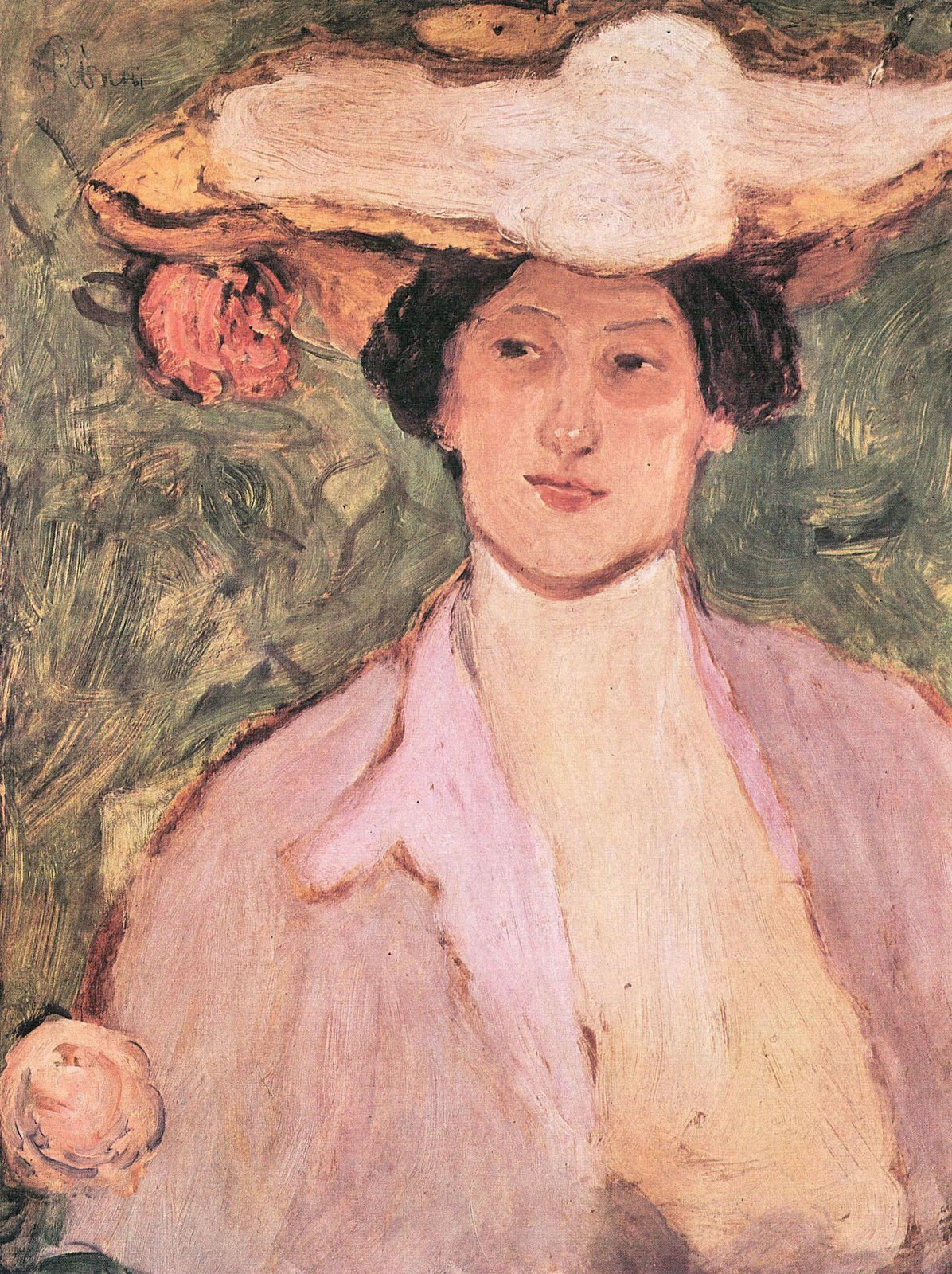 Women In Painting By Jozsef Rippl Ronai 1861 1927 Blog Of An Art Admirer Painting Art Portrait Art
