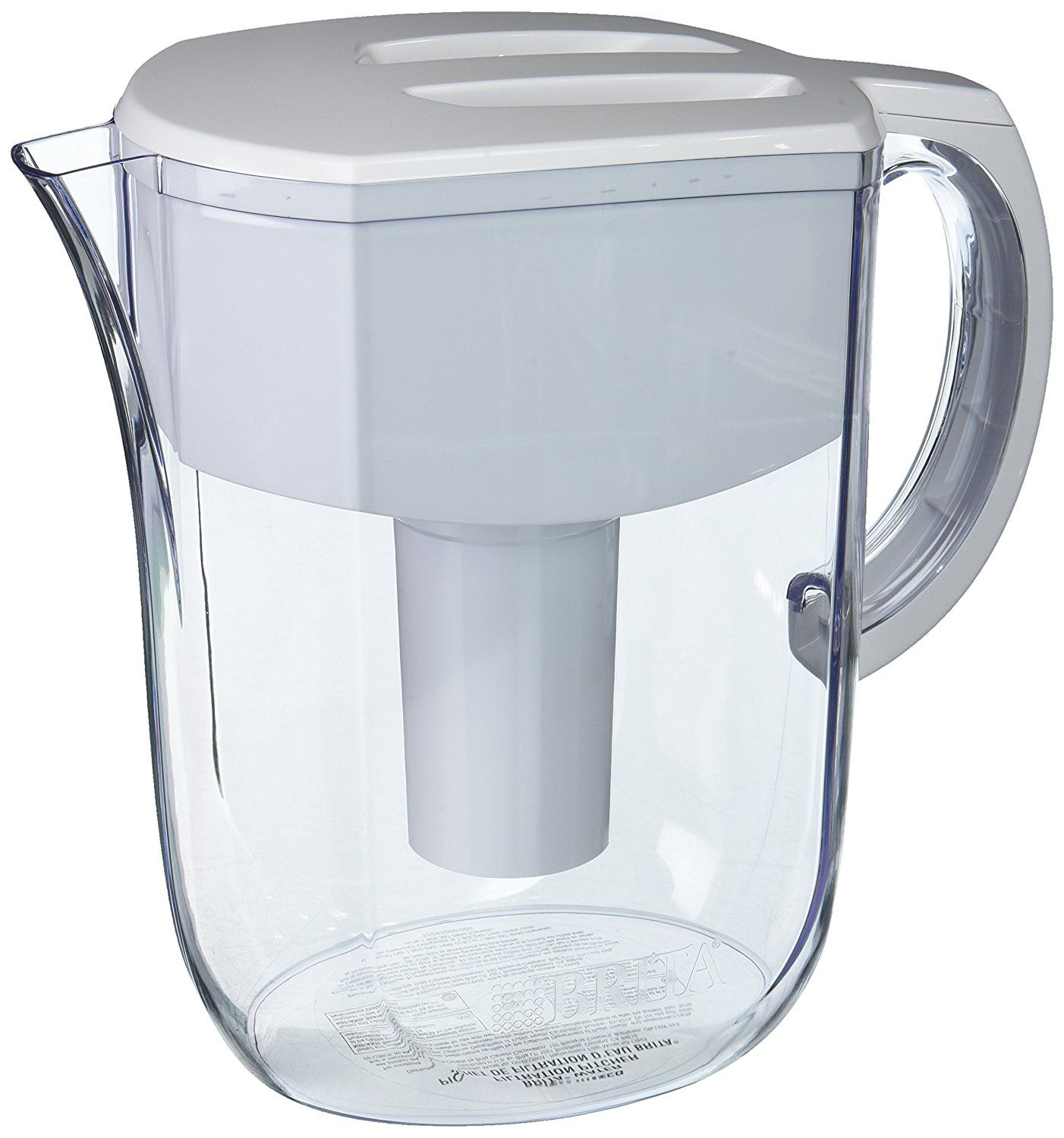 Amazon.com: Brita Large 10 Cup Everyday Water Pitcher with Filter ...