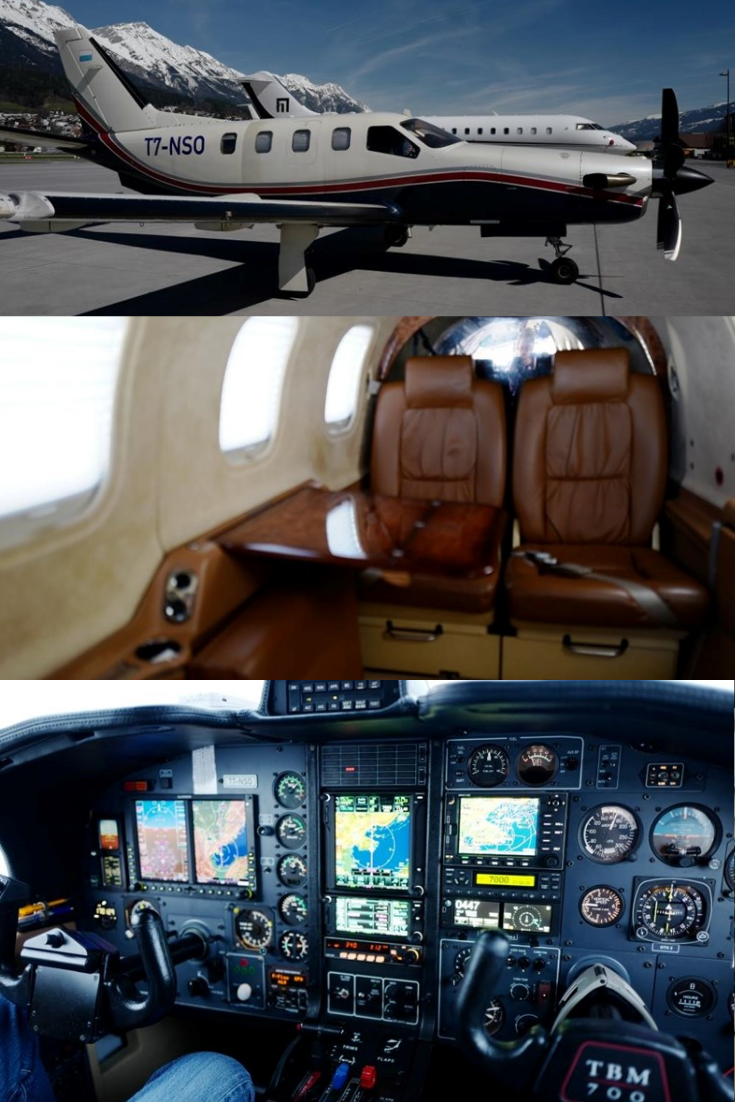 2001 Socata TBM 700B for Sale in 2020 Airplane for sale