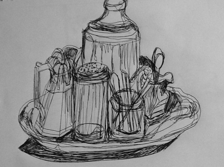 Line Drawing Still Life : Continuous line drawing picasso bing images