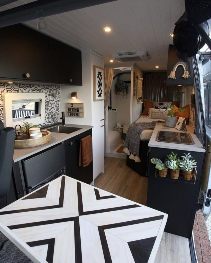 Camper Van With Bathroom: The Pros, Cons And Alternatives