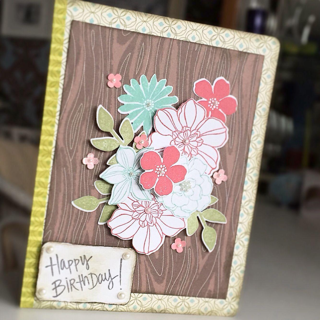 Geburtstagskarte #birthday