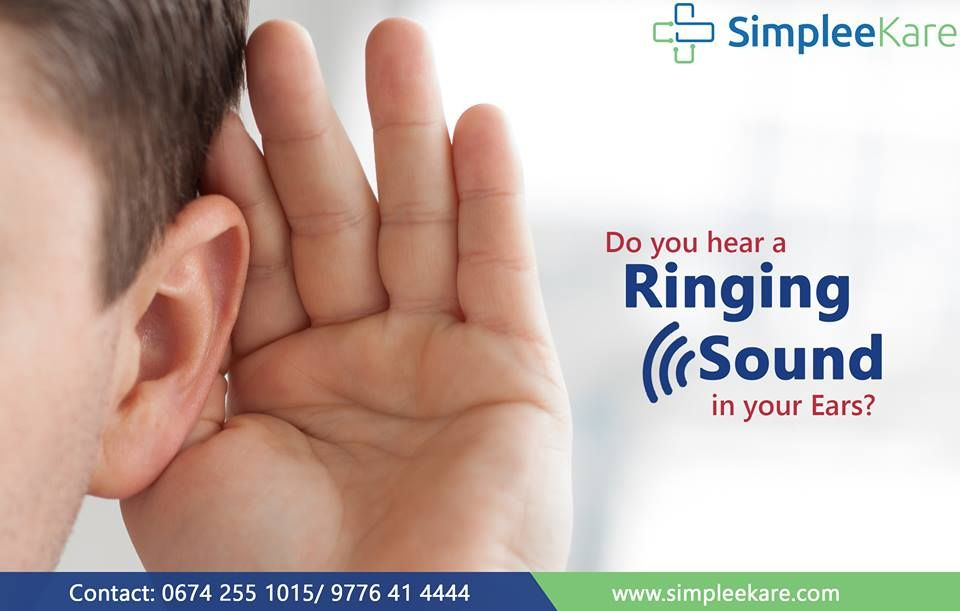 Tinnitus is the medical term that refers to the perception