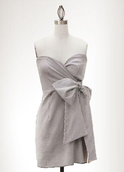 Navy Seer Bridesmaid Dresses