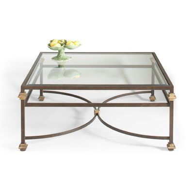 Chelsea House Collar Coffee Table | Perigold