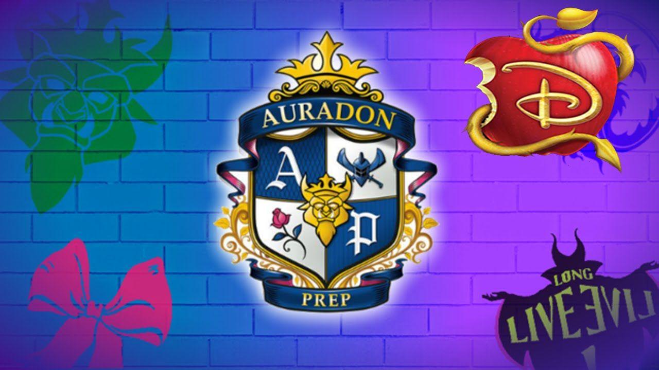 Descendants Party at Auradon Prep (New Disney Games