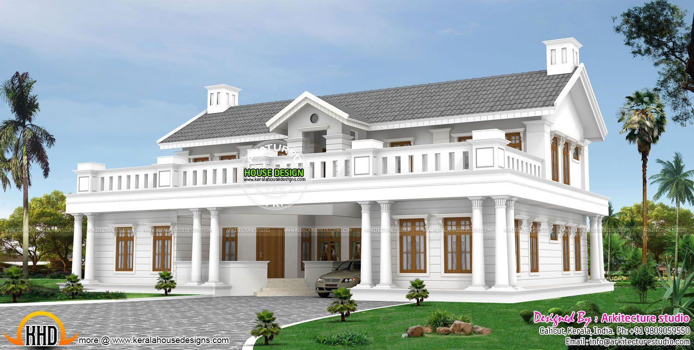Colonial house kerala style joy studio design gallery home floor plans also nalukettu with nadumuttam architecture rh pinterest