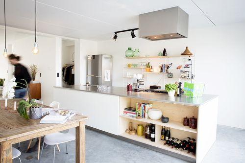 Kastjes Open Keuken : Over italiaanse design keukens keukens aftimmeren boven de